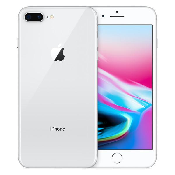 c147806e613 Smartphone - Apple iPhone 8 Plus SIM única 4G 256GB Plata ofertas ...