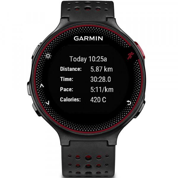 5848052f7789 Deporte - Garmin Forerunner 235 Bluetooth Negro, Rojo reloj deportivo
