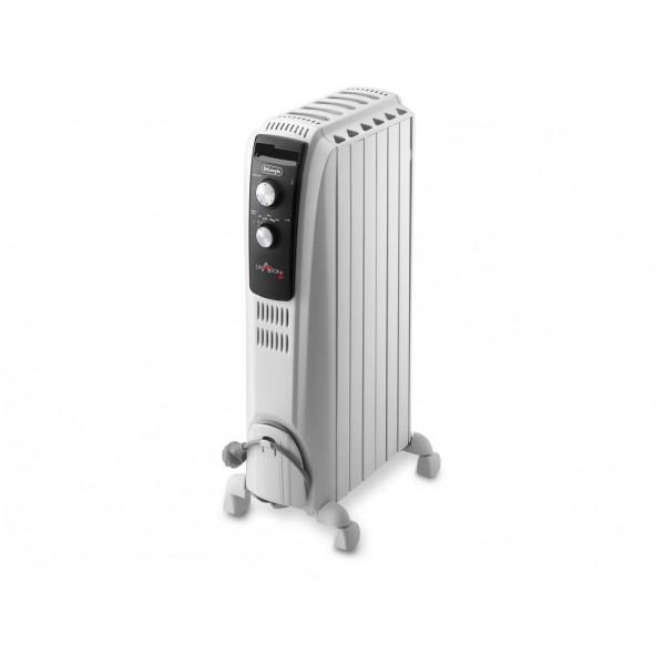 Calefacción - DeLonghi Dragon 4 TRD4 0615 Blanco 1500W Radiador
