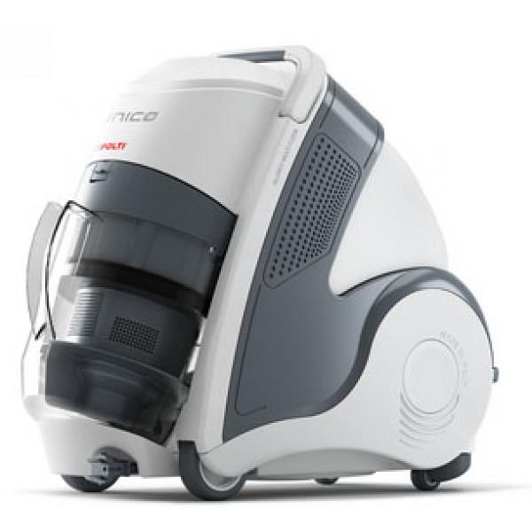 Equipo de Vapor - Polti MCV20 Cylinder steam cleaner 0.8L 2200W Gris, Color blanco