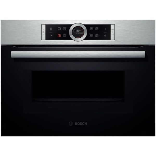 Horno - Bosch CMG633BS1 Integrado 45L 1000W Acero inoxidable microondas