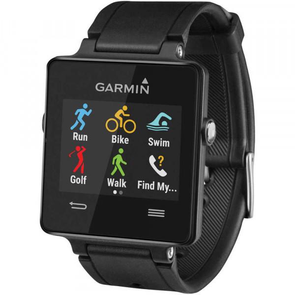 Deporte - Garmin vívoactive Pantalla táctil Bluetooth Negro reloj deportivo