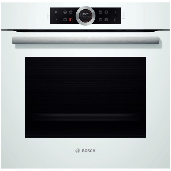 Horno - Bosch HBG675BW1 MULTIFUNCIÓN PIROLÍTICO 71L A+ Color blanco