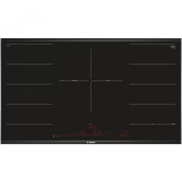 Placa de Inducción - Bosch Serie 8 PXV975DC1E hobs Negro Integrado Con placa de inducción 3 zona(s)