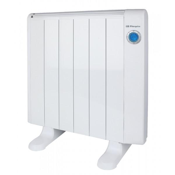 Calefacción - Orbegozo RRE 810 Interior Color blanco 800W Radiador calefactor eléctrico