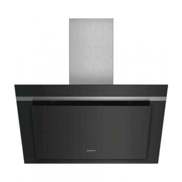 Campana - Siemens LC87KHM60 680 m³/h De pared Negro, Acero inoxidable A