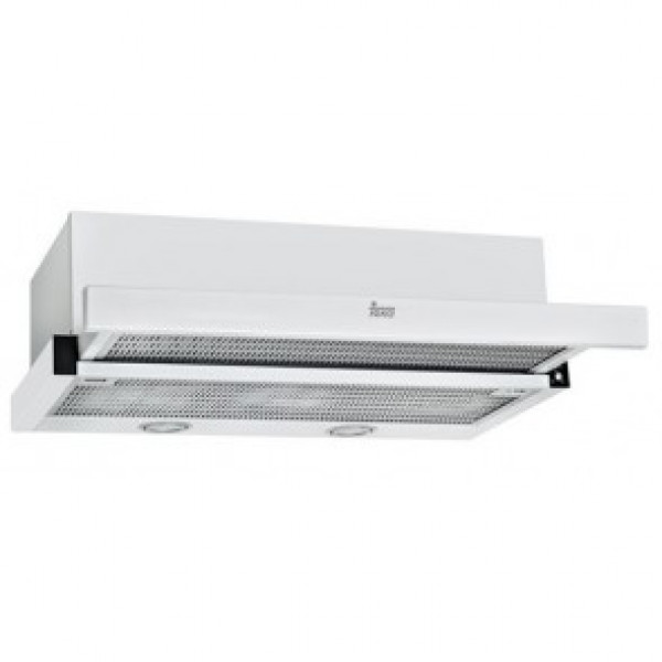 Campana - Teka CNL 6400 Semi built-in (pull out) cooker hood 358m³/h E Color blanco