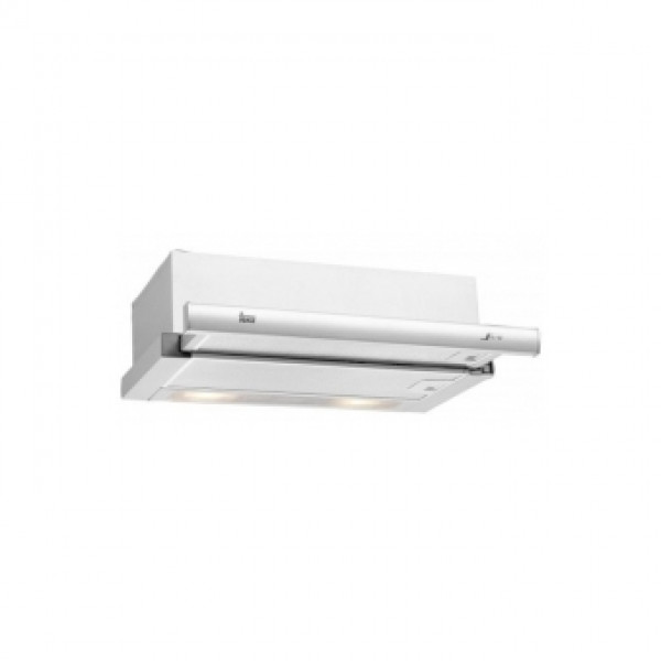 Campana - Teka CNL 6415 Semi built-in (pull out) cooker hood 385m³/h A Color blanco