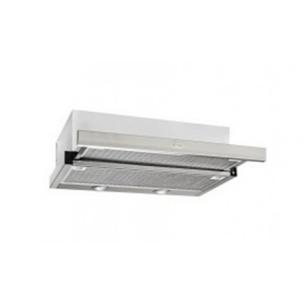 Campana - Teka CNL 6610 Semi built-in (pull out) cooker hood 694m³/h Acero inoxidable