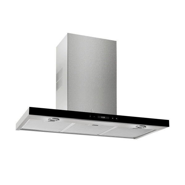 Campana - Teka DLH 985 T Wall-mounted cooker hood 651m³/h A Acero inoxidable