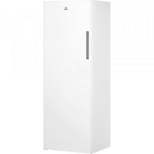 Congelador vertical - Indesit UI6 1 W.1 Independiente Vertical 232L A+ Color blanco congelador