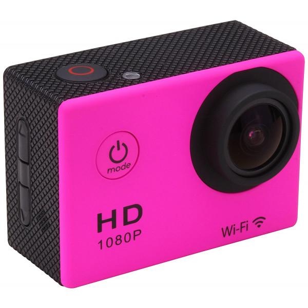 Cámara Deportiva - NK AC3056 12MP Full HD CMOS Wifi 44g cámara para deporte de acción