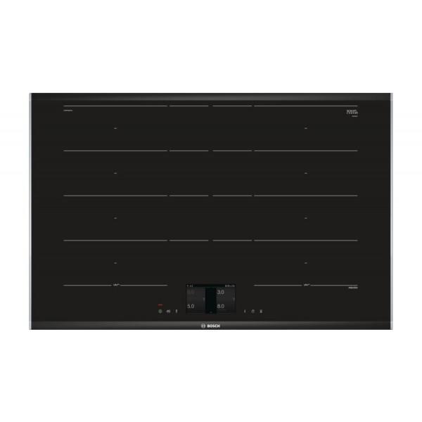 Placa de Inducción - Bosch Serie 8 PXY875KW1E Integrado Con placa de inducción Negro hobs