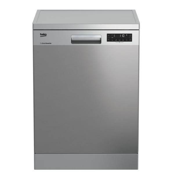Lavavajillas - Beko DFN28422X Independiente 14cubiertos A++ lavavajilla