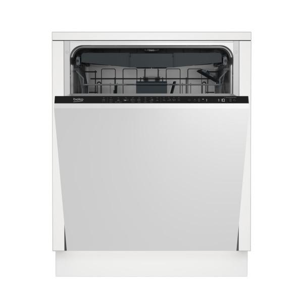 Lavavajillas - Beko DIN28423 lavavajilla Completamente integrado 14 cubiertos