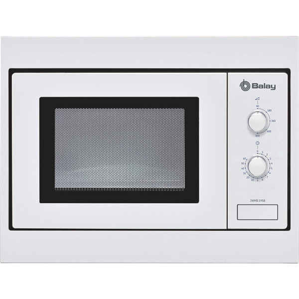 Microondas - Balay 3WMB-1958 18L 800W Color blanco