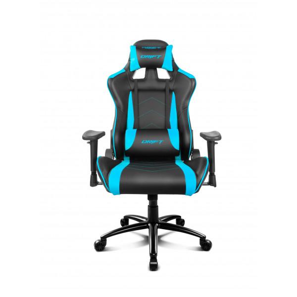Silla Gaming - DRIFT DR150BL silla para videojuegos Silla para videojuegos universal Asiento acolchado