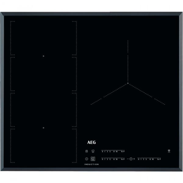 Placa de Inducción - AEG IKE63471FB Negro Integrado Con placa de inducción 3 zona(s)