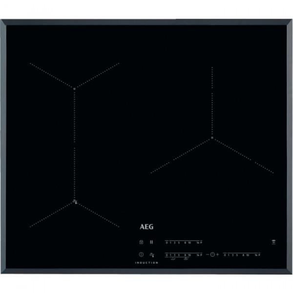 Placa de Inducción - AEG IAE63431FB Integrado Con placa de inducción Negro