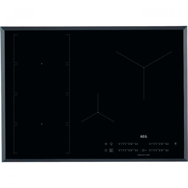 Placa de Inducción - AEG IKE74471FB hobs Negro Integrado Con placa de inducción 4 zona(s)