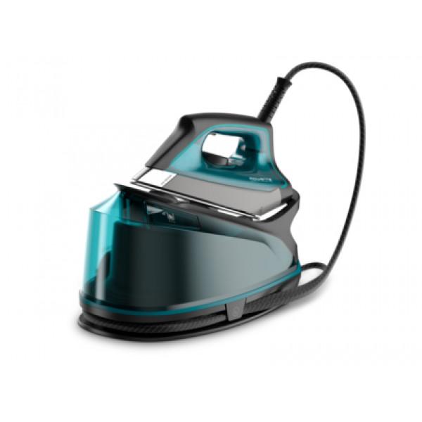 Centro de Planchado - Rowenta DG7623 2200 W 1,1 L Suela Microsteam 400 Black, Azul