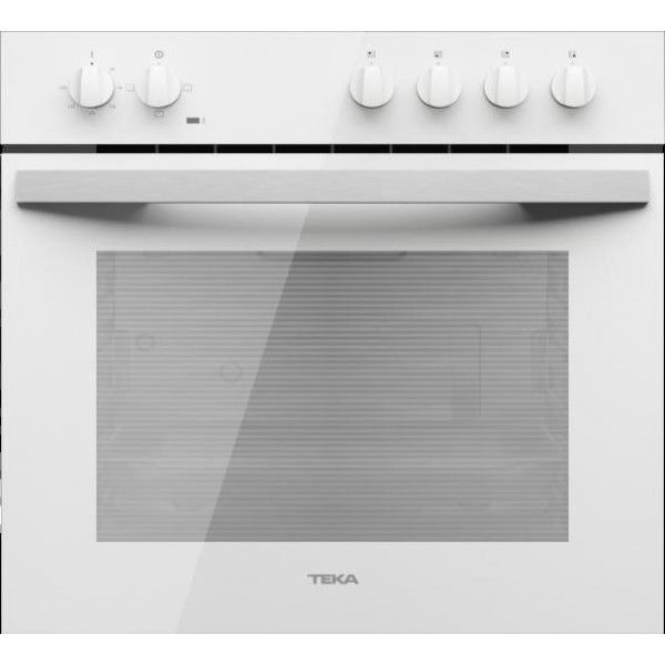 Horno - Teka HBE 490 ME WH eléctrico 72 L 2593 W Blanco A