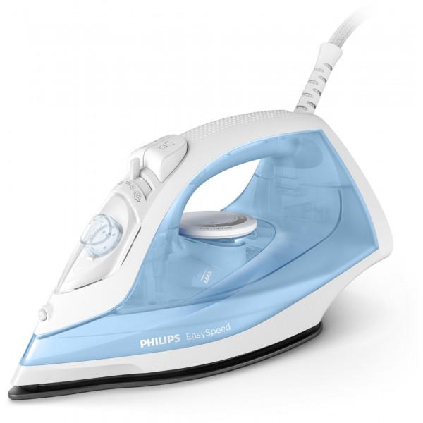 Plancha a vapor - Philips EasySpeed GC1740/20 plancha Plancha a vapor Suela antiadherente Azul, Blanco 2000 W