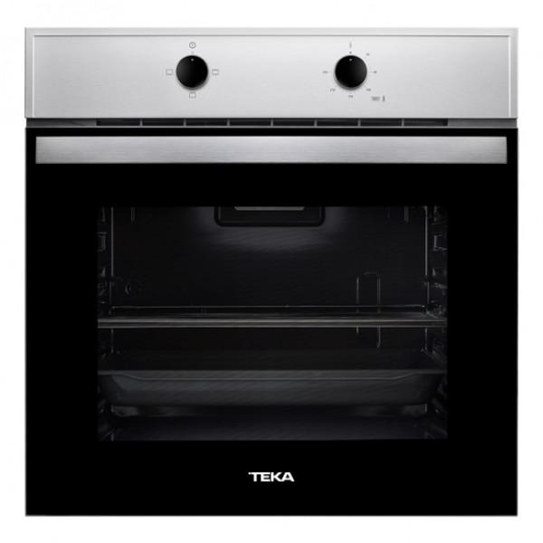 Horno - Teka HBB 435 eléctrico 75 L 2593 W Negro, Acero inoxidable A