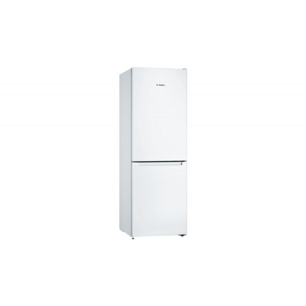 Frigorífico combi - Bosch Serie 2 KGN33NWEA 176cm 279L Blanco