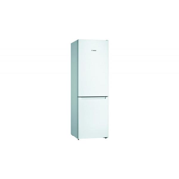 Frigorífico combi - Bosch Serie 2 KGN36NWEC nevera y congelador Independiente 302 L Blanco