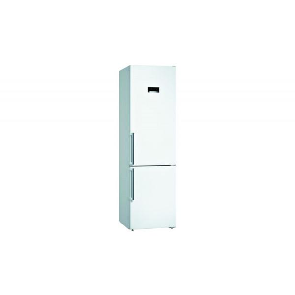Frigorífico combi - Bosch Serie 4 KGN39XWDP nevera y congelador Independiente 366 L Blanco
