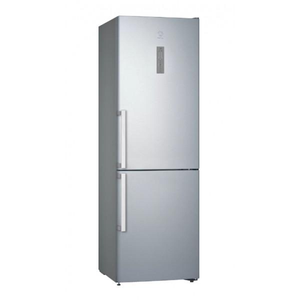 Frigorífico combi - Balay 3KFE567XE nevera y congelador Independiente 324 L Acero inoxidable