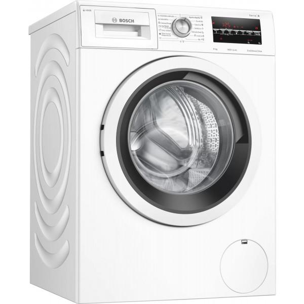 Lavadora Carga Frontal - Bosch Serie 6 WAU28S40ES lavadora Independiente Carga frontal Blanco 8 kg 1400 RPM A+++