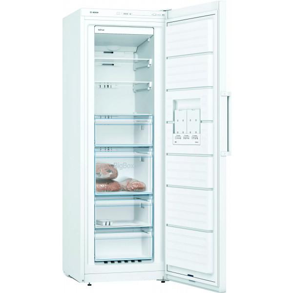 Congelador vertical - Bosch Serie 4 GSN33VWEP congelador Independiente Vertical 225 L Blanco