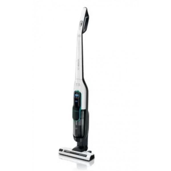 Aspirador Escoba - Bosch BCH86HYG2/01 aspiradora de pie y escoba eléctrica Bolsa para el polvo Negro, Blanco 0,9 L