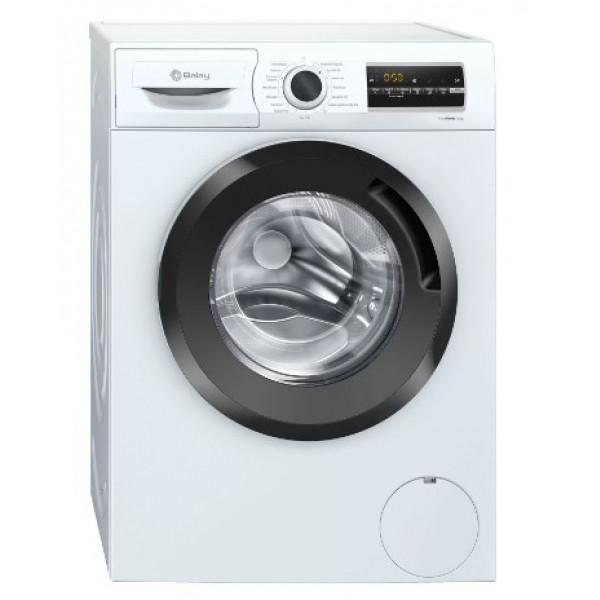 Lavadora Carga Frontal - Balay 3TS973BE lavadora Independiente Carga frontal Blanco 8 kg 1200 RPM A+++