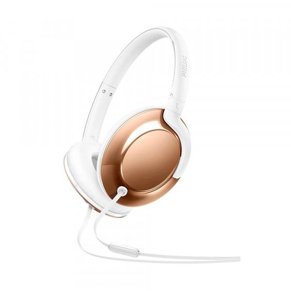 Auriculares - Philips con micrófono SHL4805RG/00 auriculares para móvil SHL4805RG/00