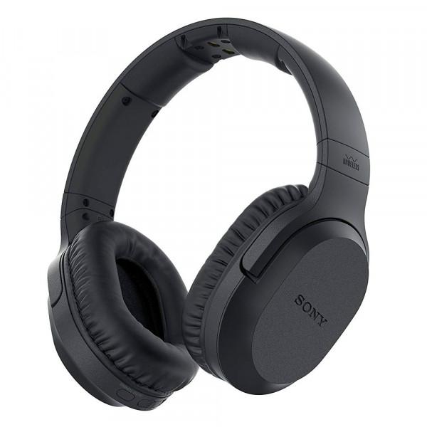 Auriculares - Sony MDRRF895RK.EU8 Negro Circumaural Diadema auricular