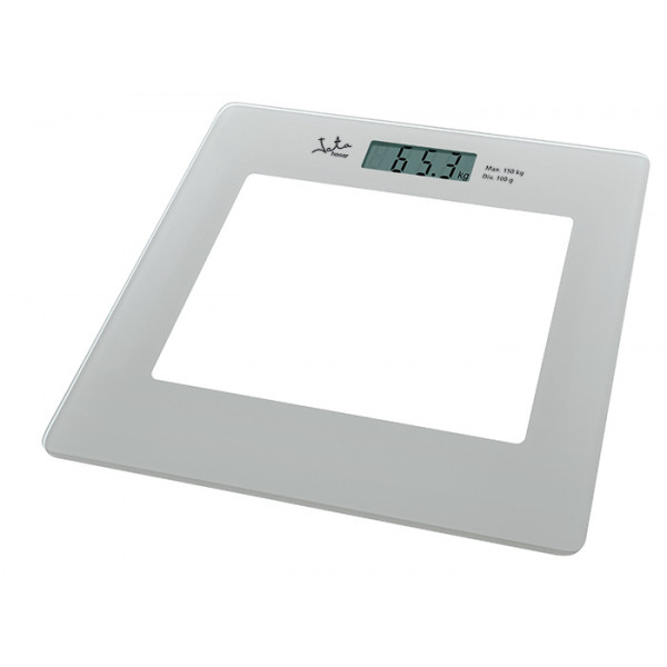 Báscula de baño - JATA 290 Electronic personal scale Plaza Plata