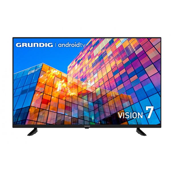 TV 127 cm (50 INCH) - Grundig Vision 7 127 cm (50 INCH) 4K Ultra HD Smart Wifi Negro