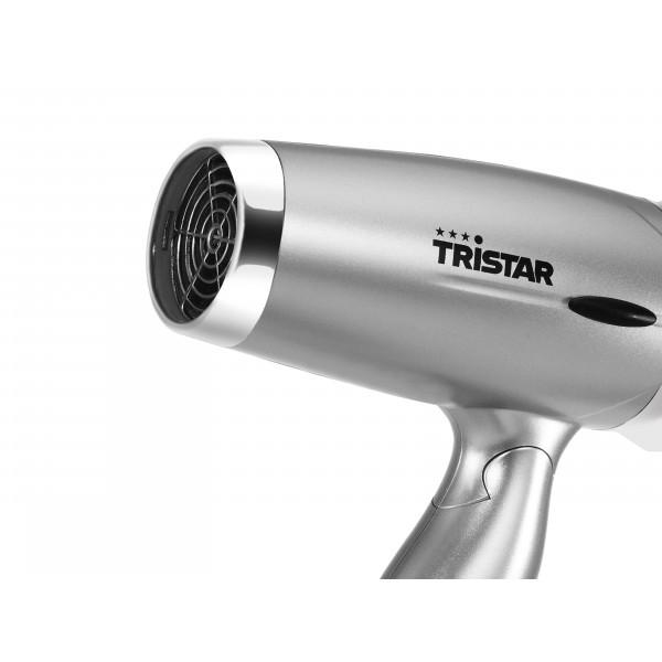 Tristar HD 2333 Secador de pelo, 1200 W, color plata