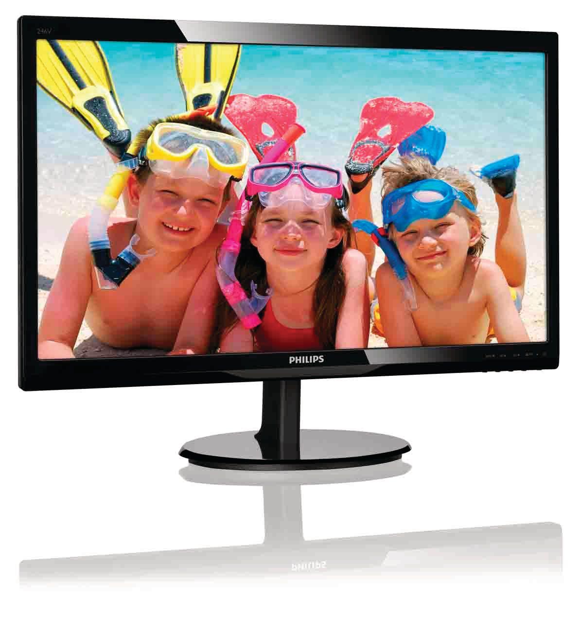 Monitor - Philips LCD 246V5LHAB/00