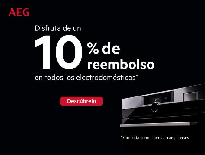AEG 10% cocinas