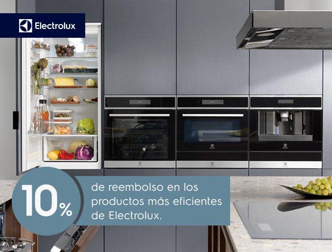 Electrolux 10% cocina
