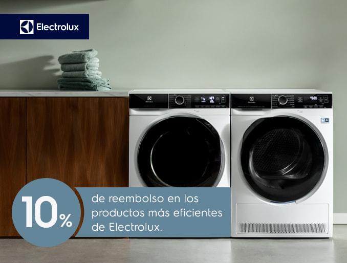 Electrolux 10% lavado