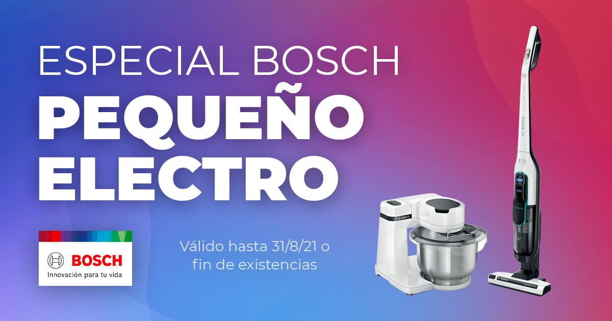 Especial PAE Bosch