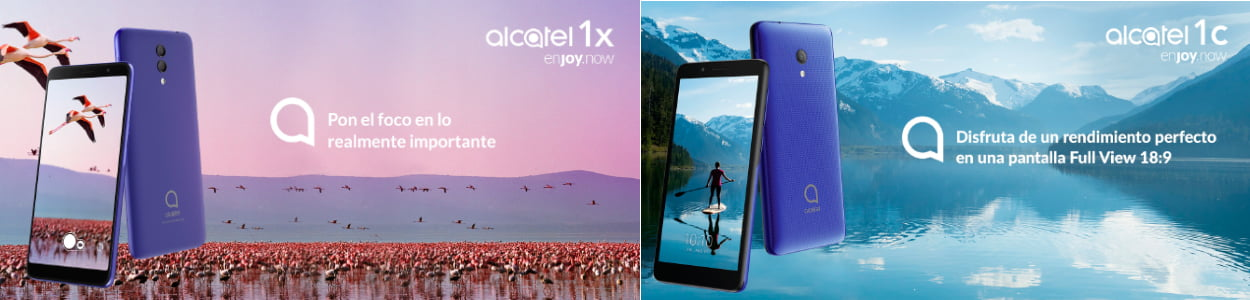 Alcatel Ofertas