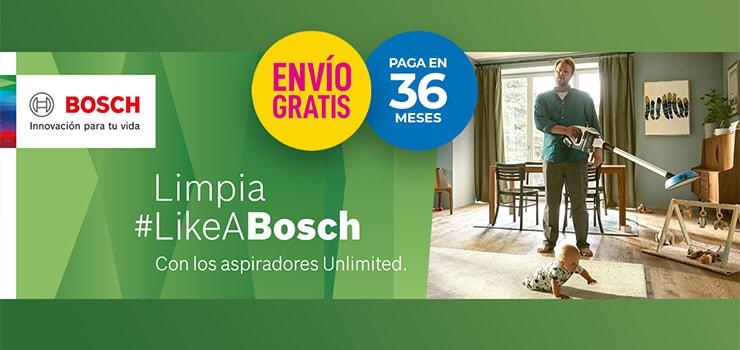 Bosch Aspiración Envío Gratis