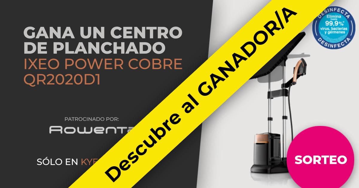 Sorteo IXEO Power Cobre