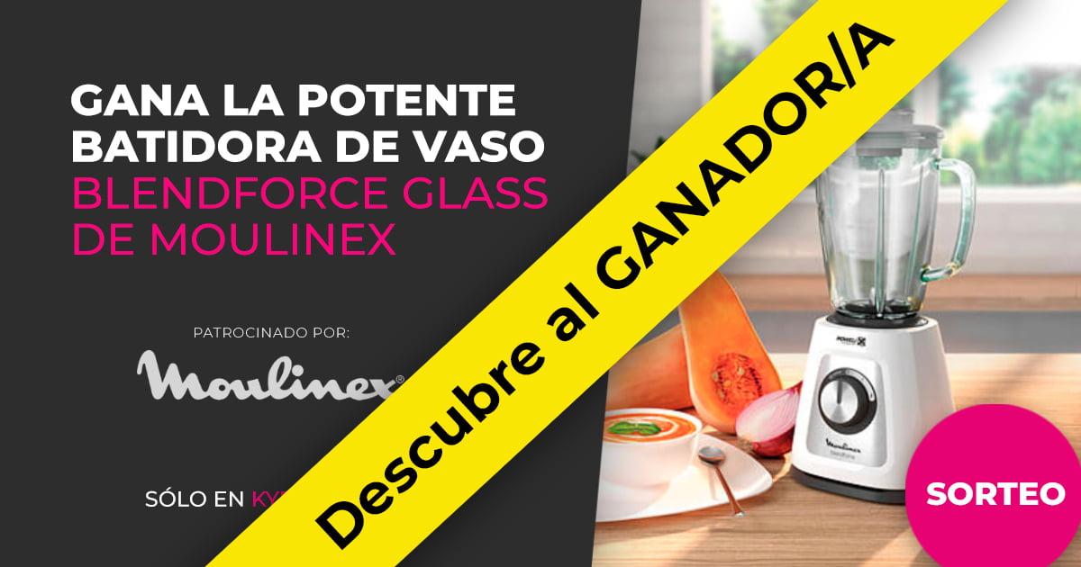 Sorteo Blendforce Glass